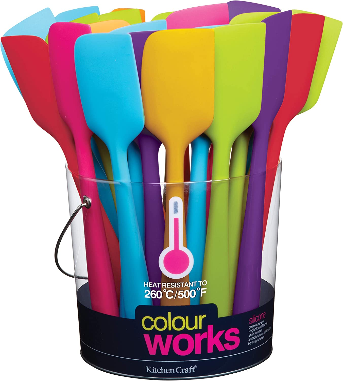 Colourworks  Silikon-Spatel, 28 cm