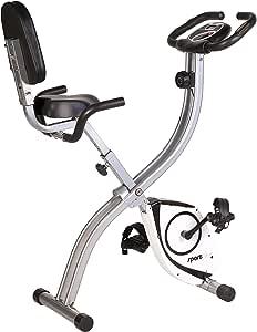 SportPlus Heimtrainer S-Bike - Bicicleta estática y de spinning para fitness, talla standard: Amazon.es: Deportes y aire libre