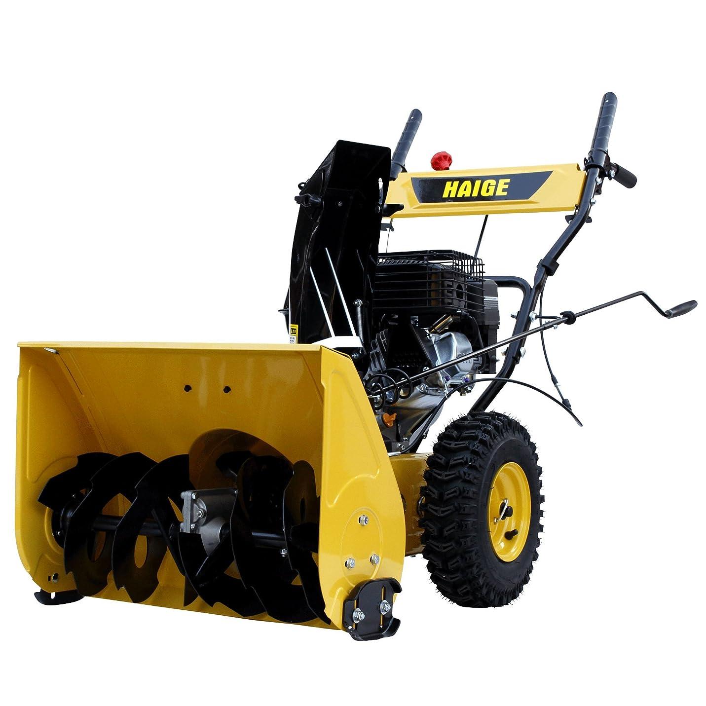 低下床を掃除するもう一度大型車輪付 スノープッシャー 《楽太郎》 TSR-660 新雪や少ない雪の除雪に最適です!