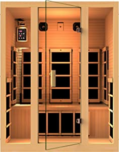 JNH Lifestyles MG301HCB MG317HB Far Infrared Sauna