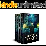 Arcane Inc.: Books 1-4 (Arcane Inc. Box Set)