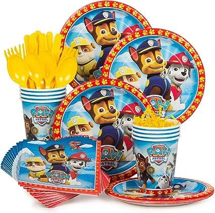 Paw Patrol Party Supplies Cups 8 pack Birthday Tableware Serveware
