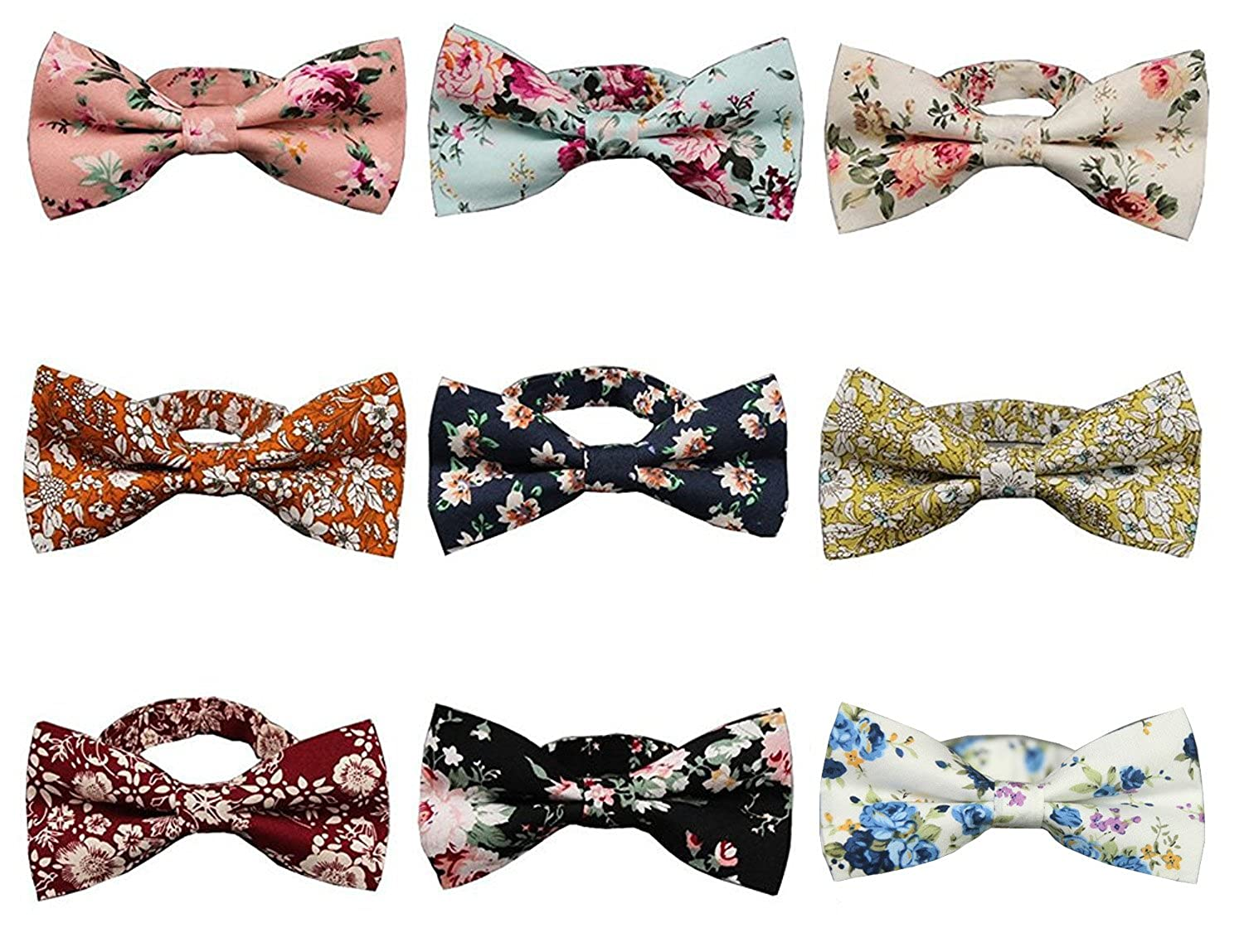 c4b2a6f276b6 Fashionable and handmade mens bow tie, is made of cotton(main material)  Approximately 12cm wide x 5.7cm high. Gellwhu own its TradeMark.