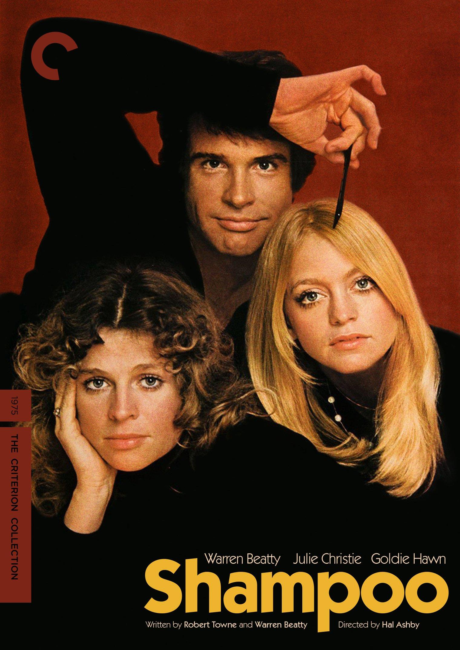 DVD : Warren Beatty - Shampoo (criterion Collection) (Special Edition, 4K Mastering, Restored, Widescreen, Mono Sound)