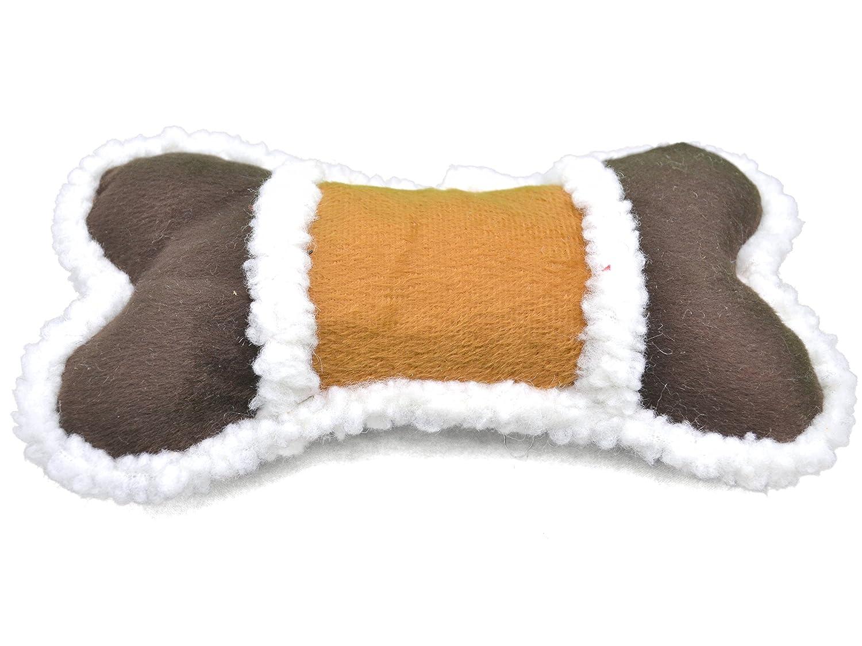 Amazing Pet prodotti 2-tone Sherpa peluche cane, cane, cane, osso 949dc4