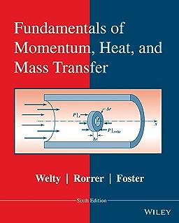 Introductory transport phenomena r byron bird warren e stewart fundamentals of momentum heat and mass transfer 6th edition fandeluxe Choice Image