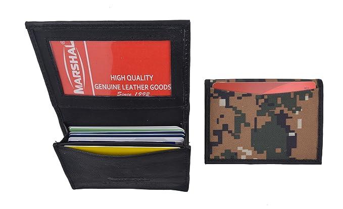 Amazon camo rfid blocking premium leather business card holder camo rfid blocking premium leather business card holder expandable camouflage colourmoves
