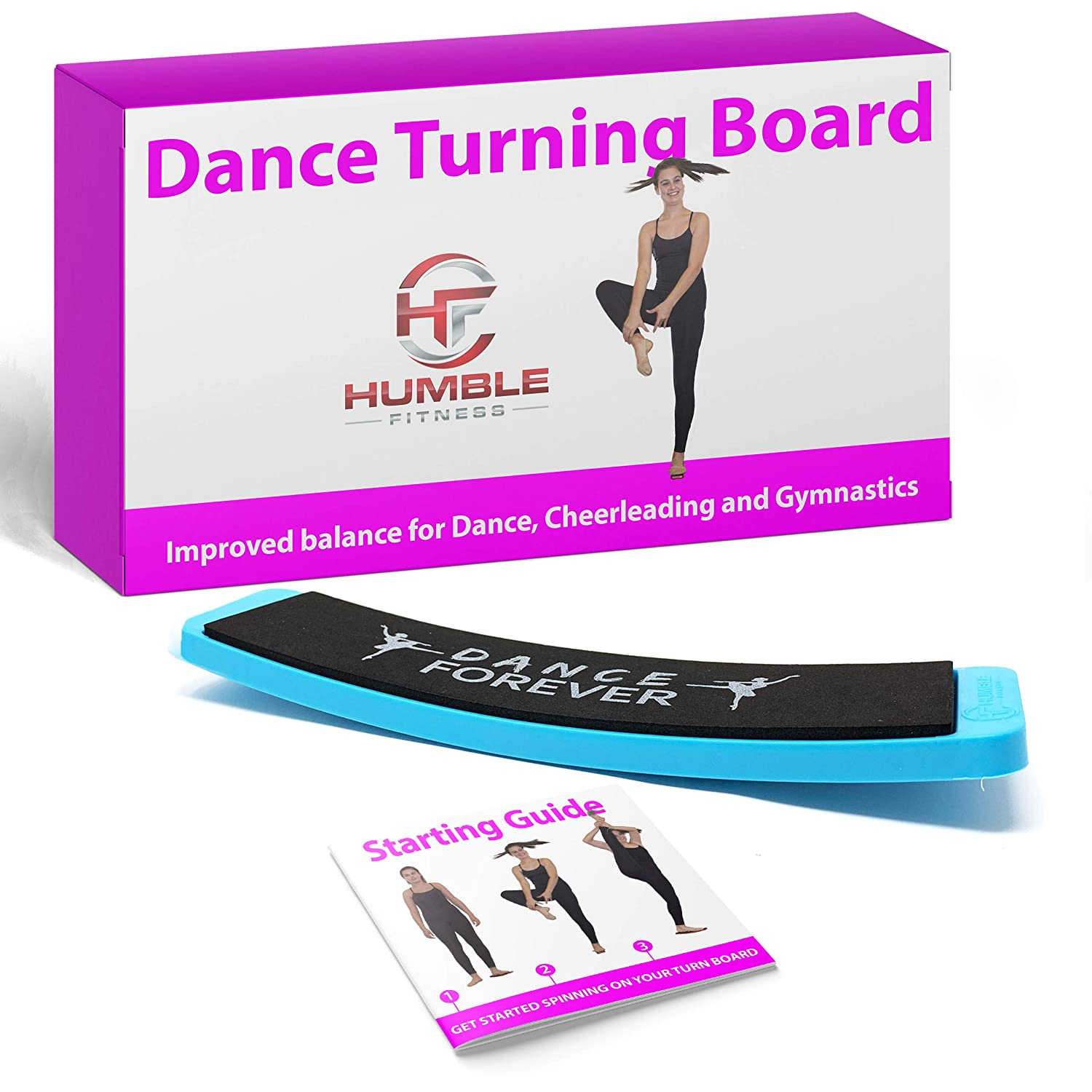 Humble Fitness Turning Boards for Dancers Ballet Turning Boards for Improving Balance and Turns Figure Skating and Dance Training Equipment Gymnastic Balance Equipment and Turning Boards