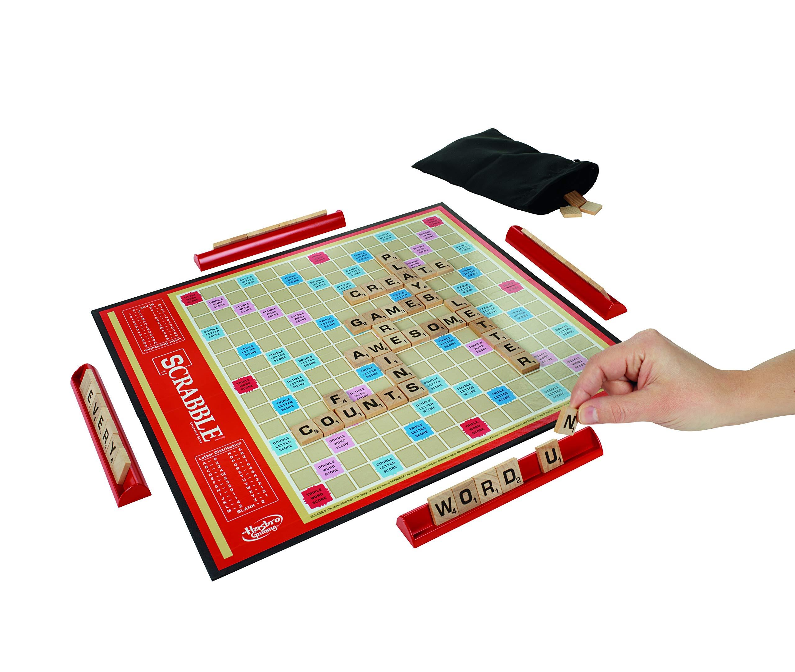 Scrabble Classic: Amazon.es: Hasbro: Libros en idiomas extranjeros