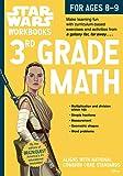 Star Wars Workbook: 3rd Grade Math (Star Wars Workbooks)