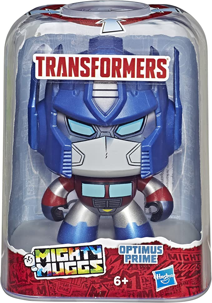 Transformers E3478AS00 Mighty Muggs Starscream #4