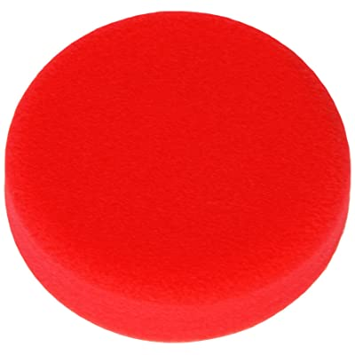 Dodo Juice DJMPFP2 Middle Red Foam Finishing Pad 100 mm for 75 mm Backing Plates: Automotive