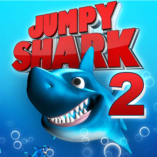 Jumpy Shark 2 - Flappy Hungry Shark is Back for more Jumping and flapping action -