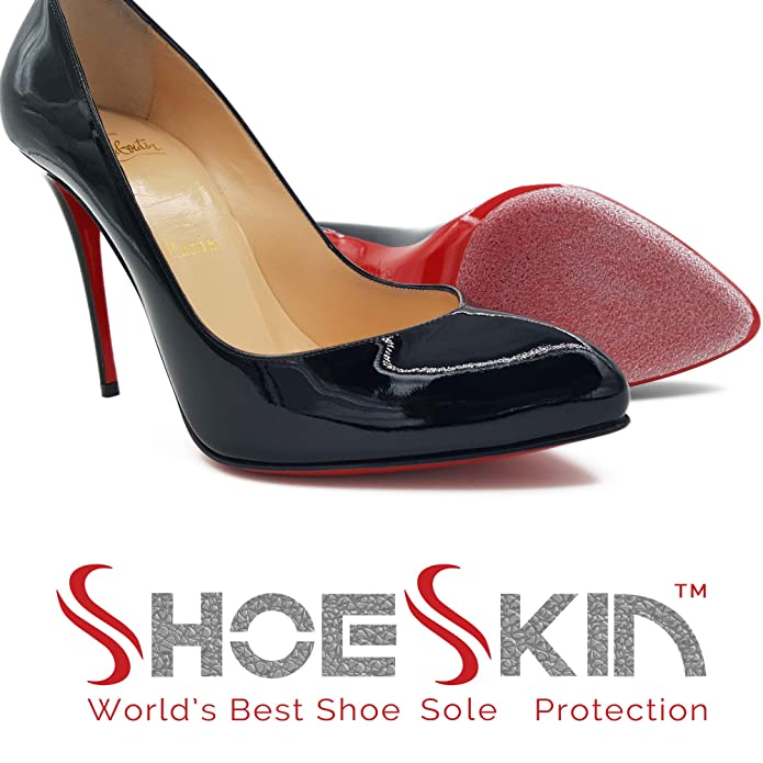 5e12721258b Amazon.com  ShoeSkin - Clear Sole Protectors for Christian Louboutin Heels