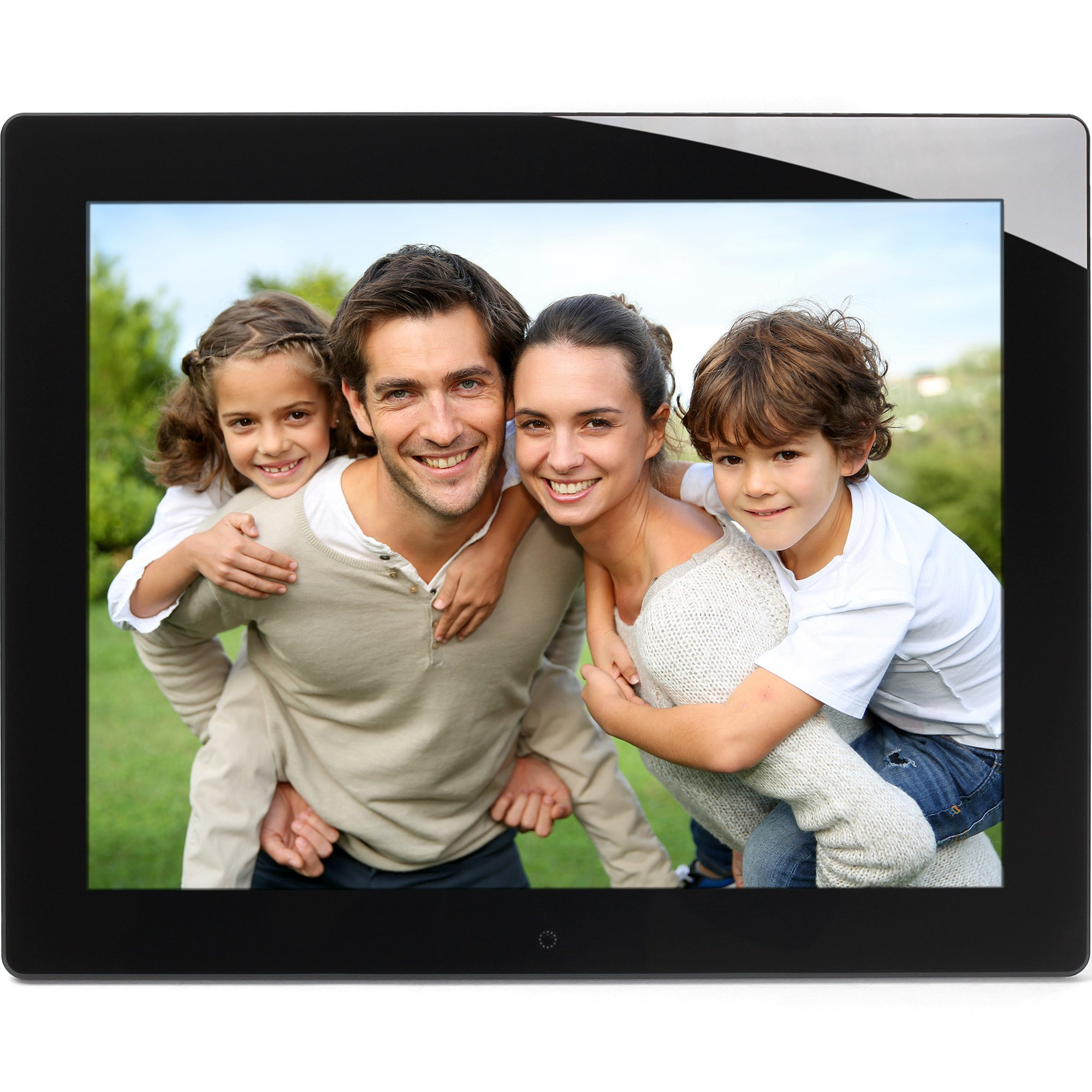Micca Neo-Series 15-Inch Natural-View Digital Photo Frame with 8GB Storage Media (M153A) by Micca
