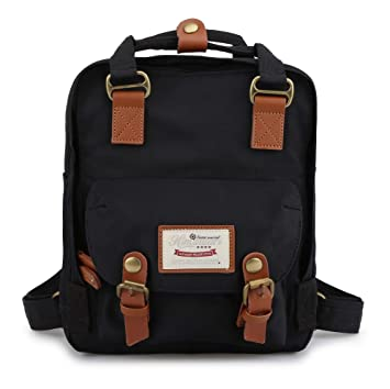 de75ad764f4e Amazon.com  Himawari Backpack Small Backpack Cute for School Casual Kids Vintage  Travel Bag,