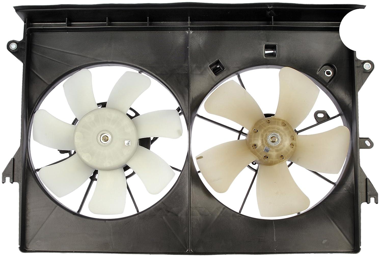 Dorman 620-547 Radiator Dual Fan Assembly