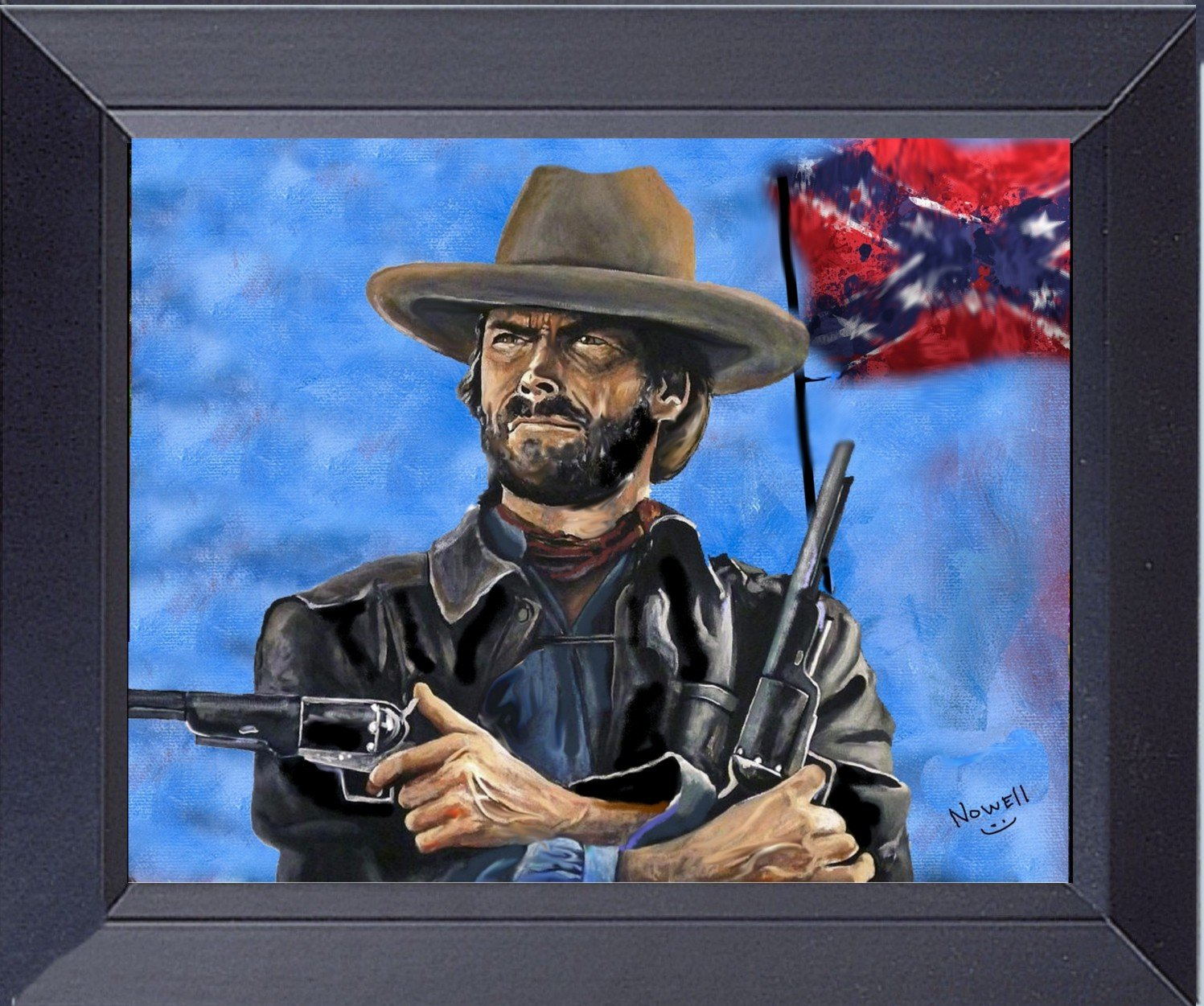 Reproductions Clint Eastwood The Outlaw Josey Wales Best