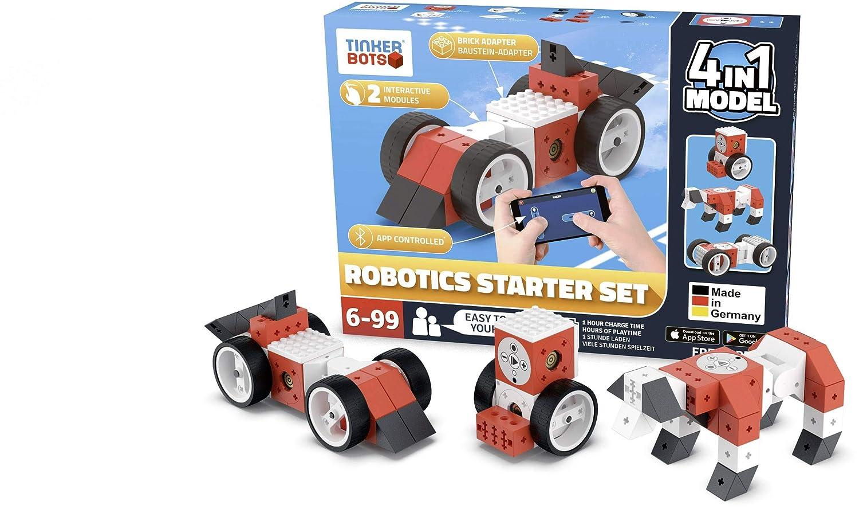 Kinematics GmbH 46 Robotics Starter Set bunt