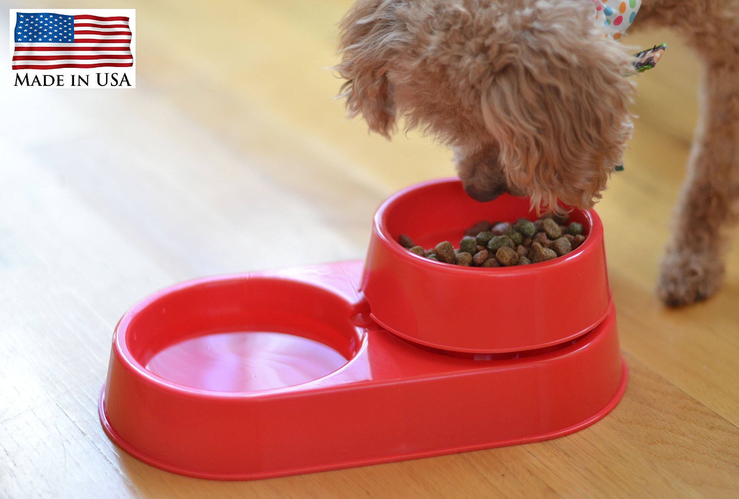 The 3-in-1 Ant Free Pet Dish