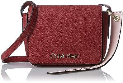 fa428aa9553cf Calvin Klein Jeans Damen Ck Base Small Crossbody Umhängetasche