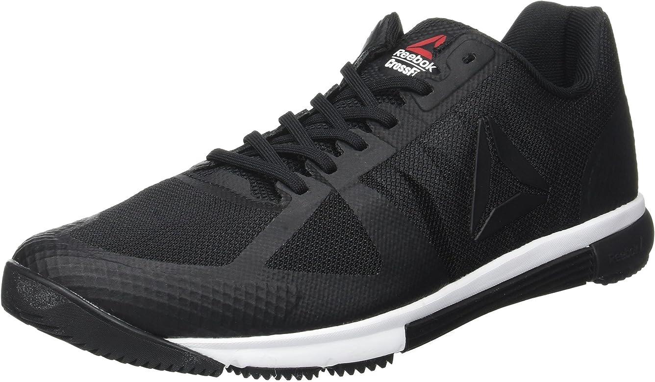 Reebok R Crossfit Speed TR 2.0, Zapatillas de Deporte para Hombre, Negro (Negro/(Black/White/Primal Red) 000), 39 EU: Amazon.es: Zapatos y complementos
