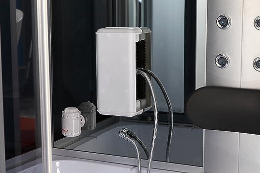 1001 NOW GT9001 Hydro - Mampara de ducha con 6 chorros de agua: Amazon.es: Bricolaje y herramientas