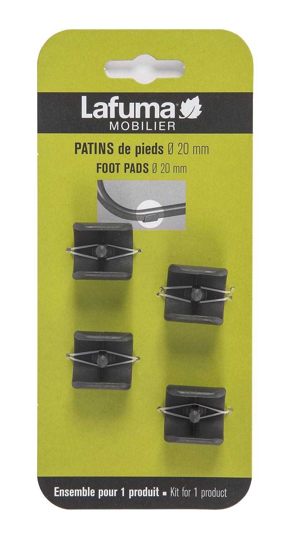 Lafuma LFM2418-0247 Spare Foot Protector, Black, 3 x 3 x 2 cm