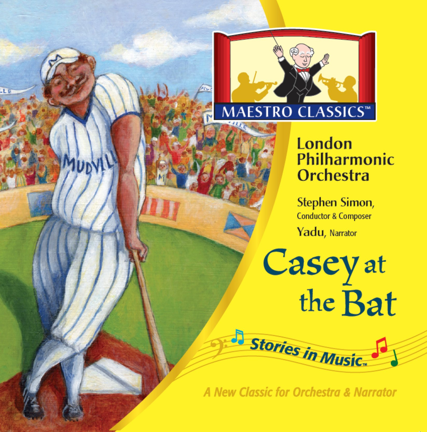 Casey at the Bat by Music Design