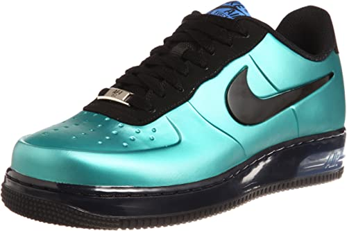 b6a2003bc0a5a Amazon.com | NIKE Air Force AF1 Foamposite Pro Low New Green Black ...