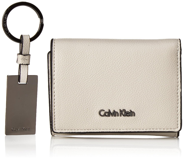 Calvin Klein - Giftset: Small Wallet+keyfob, Carteras Mujer ...