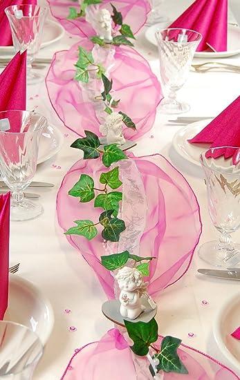 Fibula Style Komplettset Engelchen Igor Pink Tischdekoration