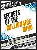 secrets of the millionaire mind summary pdf