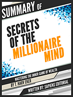 Amazon Com Secrets Of The Millionaire Mind Mastering The Inner