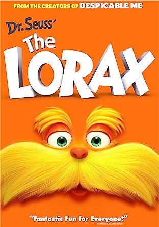 Amazon Com Dr Seuss The Lorax Danny Devito Ed Helms Zac Efron Taylor Swift Betty White Chris Renaud Kyle Balda Movies Tv