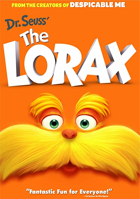 Amazon com: Dr  Seuss' The Lorax: Danny DeVito, Ed Helms