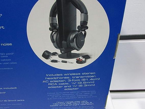amazon com auvio wireless stereo headphones electronics rh amazon com