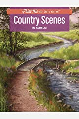 Country Scenes in Acrylic (Paint This with Jerry Yarnell