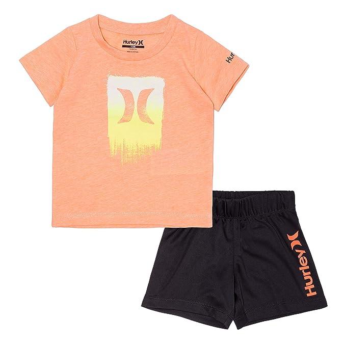 Amazon.com: Hurley - Conjunto de camiseta y pantalones ...