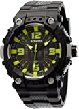 Sonata Ocean Series II Analog Multi-Colour Dial Men's Watch - 77014PP03J