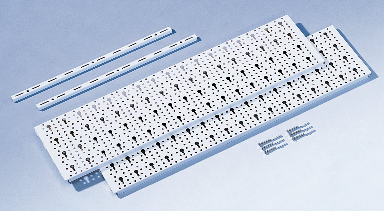 Element System 11300-00005 Parete Attrezzata in Metallo