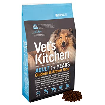 Awesome Vetu0027s Kitchen Chicken And Brown Rice Complete Dog Food 7.5kg Great Pictures