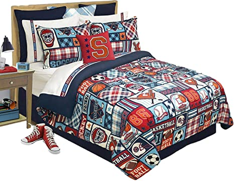 Kids Sport 2 Piece Comforter Set Twin Sports Center