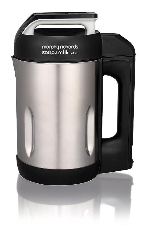 Termo eléctrico para hacer sopa y leche de Morphy Richards 501000, 1,6 l