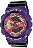 Casio Mens G-Shock GA110NC-6ADR Purple/BlackWatch