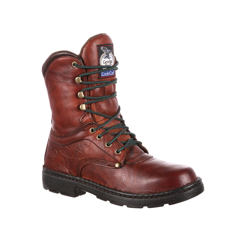 b84f90c83e51e4 Amazon.com | Georgia Boot Men's Eagle Light 8