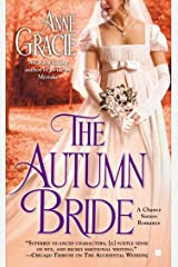 The Autumn Bride (Chance Sisters series Book 1) Kindle Edition