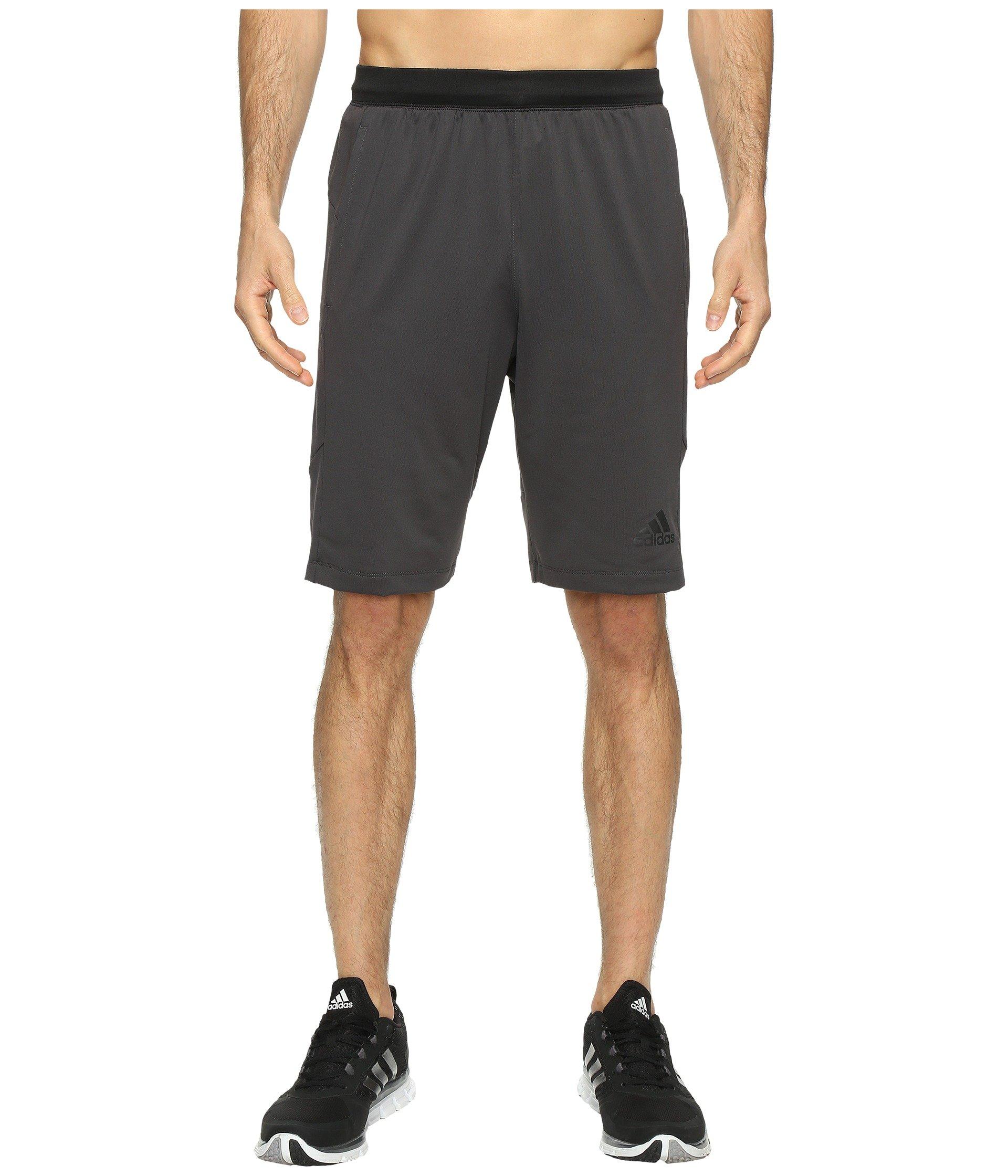 adidas Men's Training Speedbreaker Hype Shorts, Utility Black, Medium