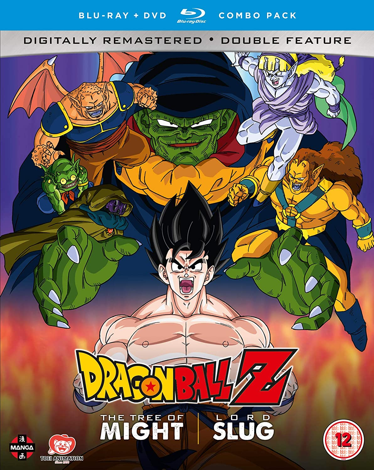 Dragon Ball Z Movie Collection Two: The Tree of Might/Lord Slug ...