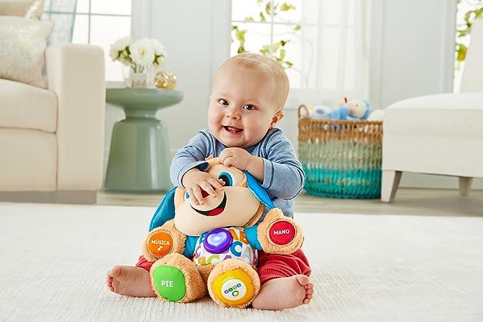 Fisher-Pirce Perrito Epo primeras palabras, juguete bebé +6 meses ...